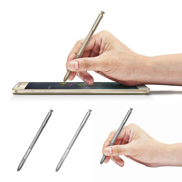 Lápiz capacitivo de alta calidad Note 5 Stylus para Samsung Note 5 Note5 N920T N920T N920A N920i Stylus touch Pen; DHL libre