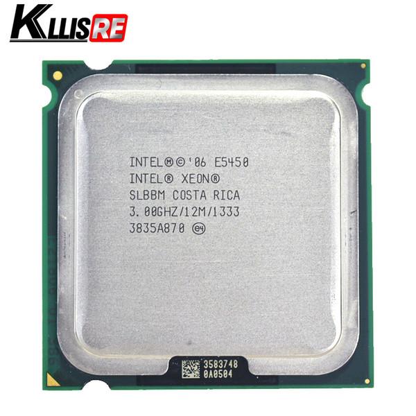 SLANQ SLBBM-Prozessor von Intel Xeon E5450 Quad Core 3.0 GHz 12 MB Funktioniert auf dem LGA 775-Mainboard ohne Adapter