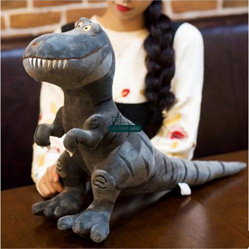 100cm Grey Dinosaur