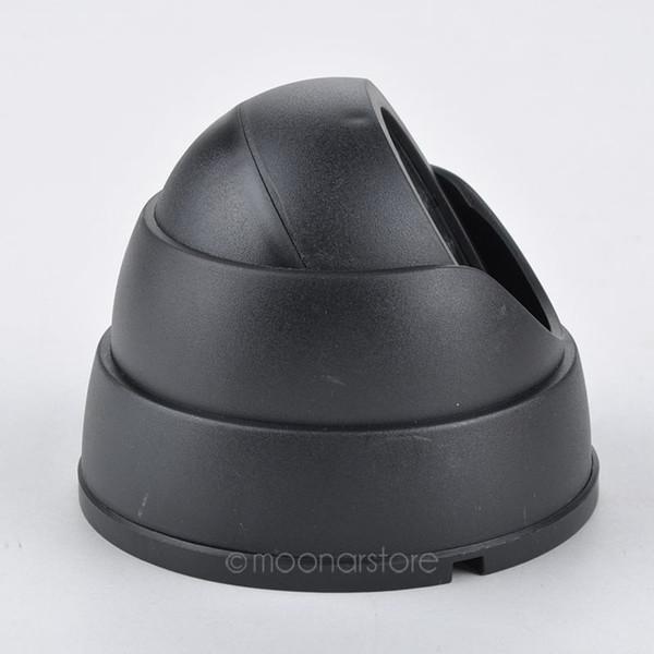 Telecamera di sicurezza falsa con luce rossa LED Conch Telecamera per monitor falsi per simulazione Simulazione Telecamere di sorveglianza Y57 * DA1133 # M5