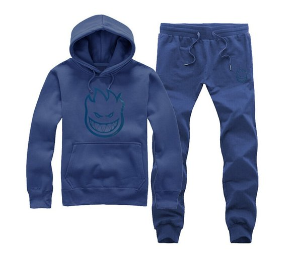 s-5xl G6631 free shippinmg new style o-neck hip hop Diamond Supply sweat suit Fashion Autumn Mens Tracksuits