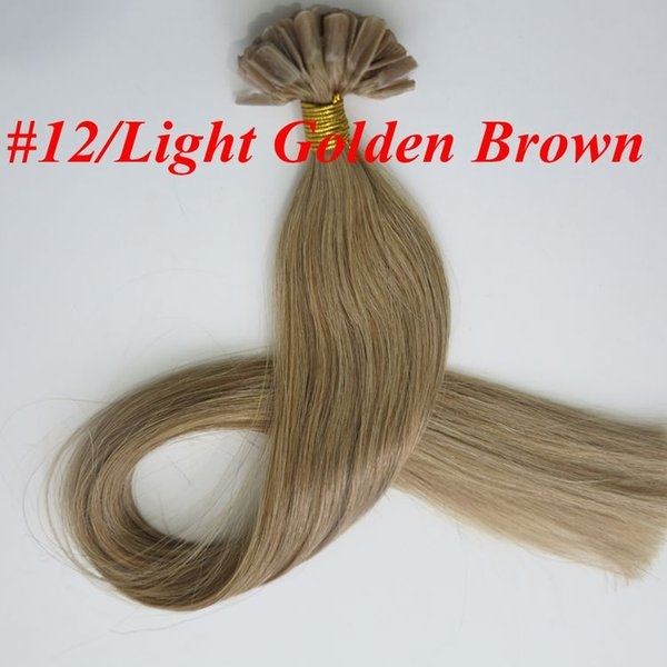 # 12 / Light Golden Brown