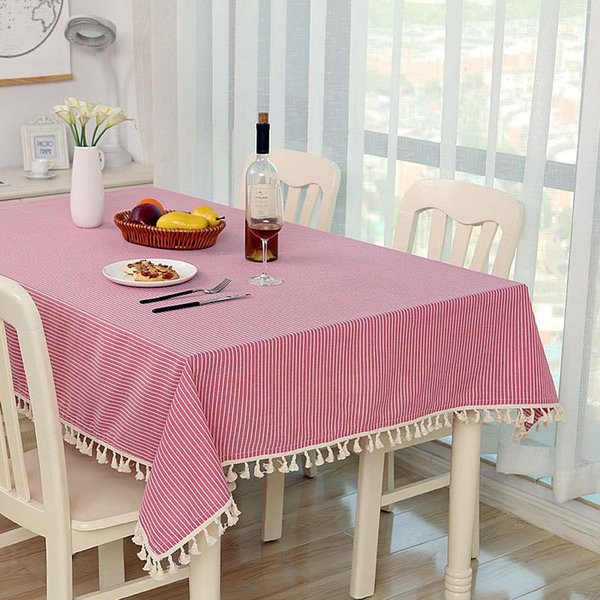 Exceptionnel Free Shipping Cotton Tablecloths Rectangular Tablecloth Flower Garden  Doilies Piano Cover Cloth Sofe Towel Home Table