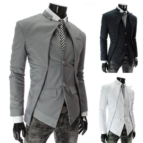 New brand briti h tyle lim men uit men tyli h de ign blazer ca ual bu ine fa hion jacket men 039 clothing hipping, White;black