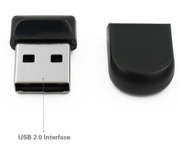 20pcs ePacket/post 100% Real Capacity 2GB 4GB 8GB 16GB 32GB 64GB 128GB 256GB mini USB Flash Drive Memory Stick with OPP Packaging