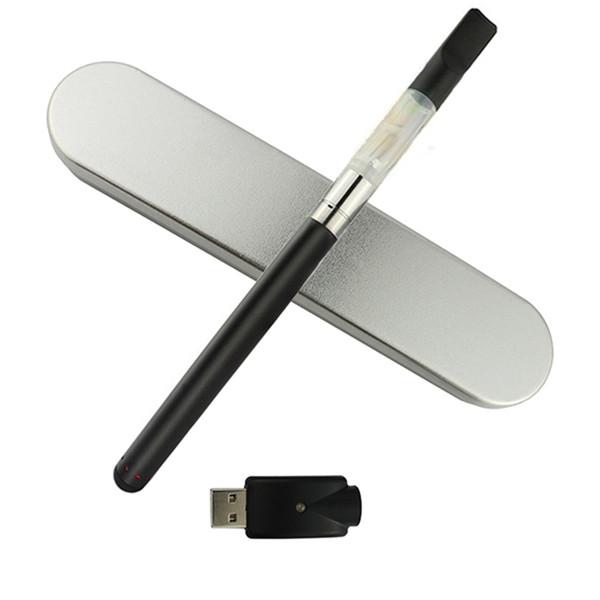 BUD Touch Kit O stylo CE3 Starter Kits Vaporisateur Stylo Atomiseur 280mAh Batterie Mini USB chargeur 510 Fil Vape