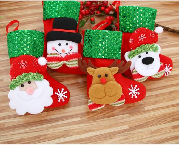 Old Christmas Decorations.Christmas Decorations Christmas Tree Ornaments Candy Socks Old Christmas Sock Snowman Deer Bear Explosion Sale On Christmas Decorations Sale Xmas