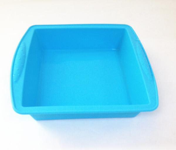 Envase de silicona - Bandeja para hornear de silicona de aproximadamente 8.7 ''
