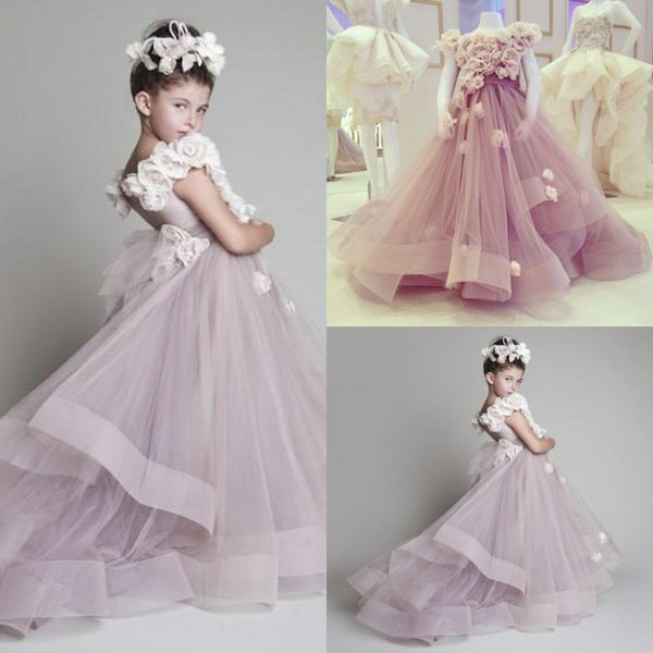Фото девочек в свадебных платьях