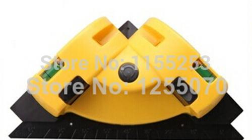 Wholesale-Right angle 90 degree square Laser Level high quality level tool laser Measurement tool level laser