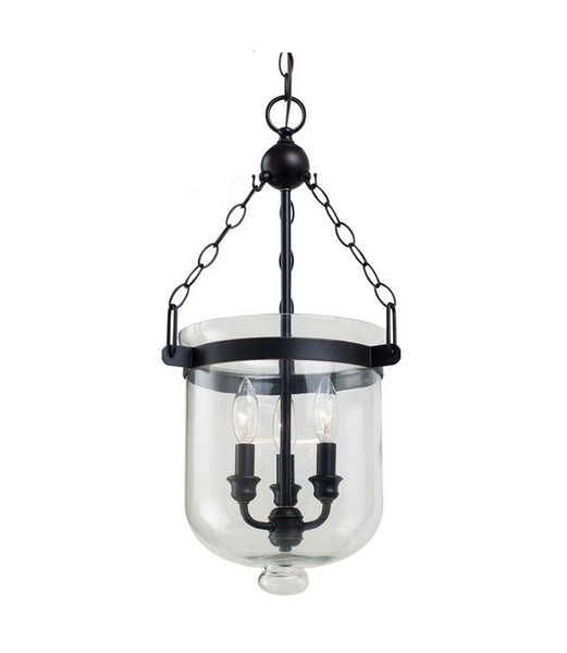 American Country RH Loft Iron Pendant Lamp Glass Bucket Mediterranean Design Bar Cafe Vintage Light Pendant E14 Lighting Fixture