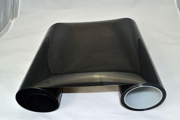 1 * 33ft 0.3 * 10 m rotolo Dark Smoke PVC filme farol fari tinta per auto faro fanale posteriore colorazione DHL spedizione gratuita