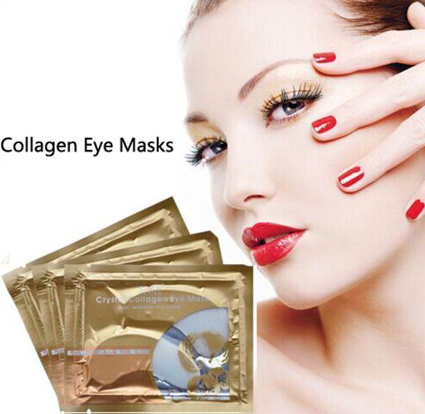 best selling PILATEN Collagen Crystal Eye Masks Anti-aging Anti-puffiness Dark Circle Anti-wrinkle Moisture Eyes Care Women Favors Birthday Gifts MZ001