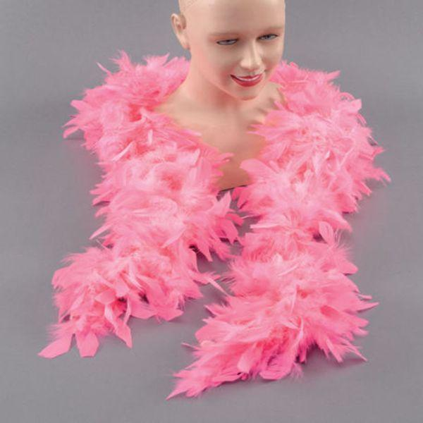 Feather Boa White Wedding Decoration Fancy Dress Accessory White Turkey Chandelle Feather Boas Party Costume Festive Party Supplies