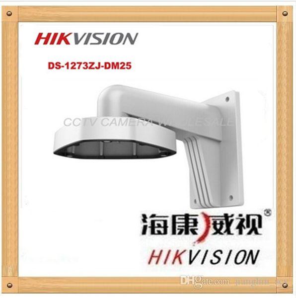Hikvision accessory DS-1273ZJ-DM25 Wall Mount bracket for fisheye cctv camera