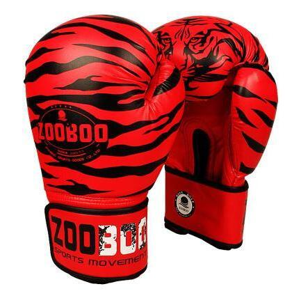 Professional Adult Size Leather Man Kick Boxing Gloves Women Mma Muay Thai Fight Glove Luva De Box Training Fitness Gear
