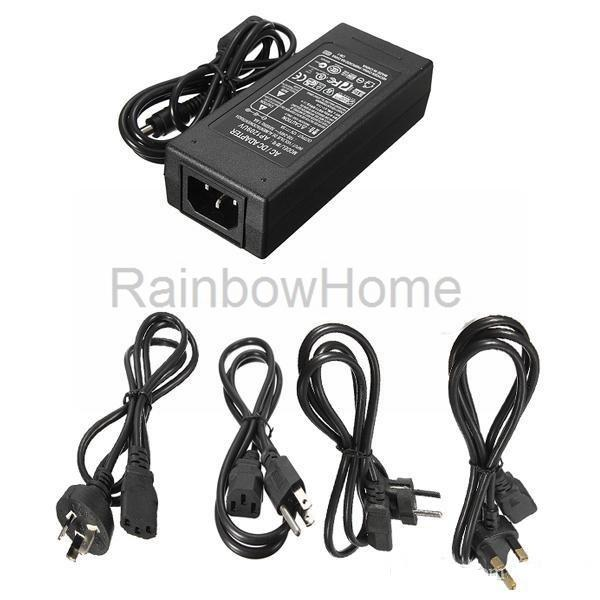 Home, Furniture & DIY Lighting AC100-240V TO DC 12V 1A-8A Power Supply Adapter Transformer For CCTV Routers 0C