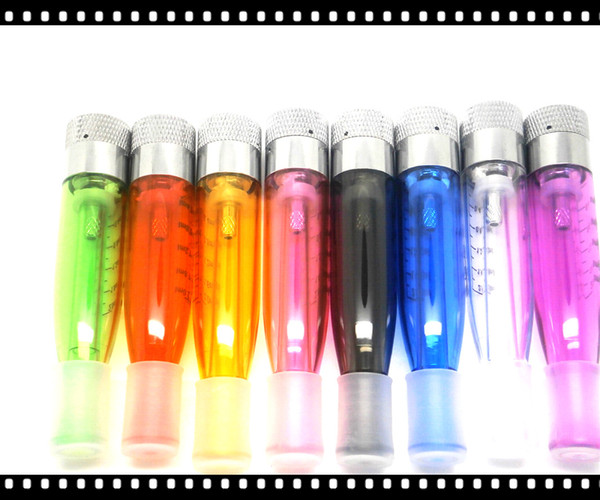 E Cigarette GS H2 Atomizer 2ml H2 Cartomizer GS-H2 Clearomizer No Wick Compatible with All eGo Battery E Fire Vision Kit bestvaporseller