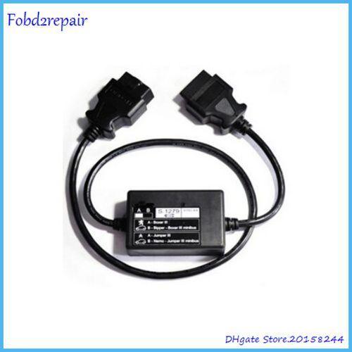 Fobd2repair Citroen Peugeot S1279 interface for Lexia-3 PP2000 diagnostic tool S1279 S.1279 module for PP2000 Lexia3