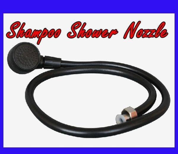 "one set sample purchasing barbershop Shampoo bed Shampoo Shower Nozzle hair salon HandHeld Water Sprayer Portable Shower head 1/2"" Faucet !!"