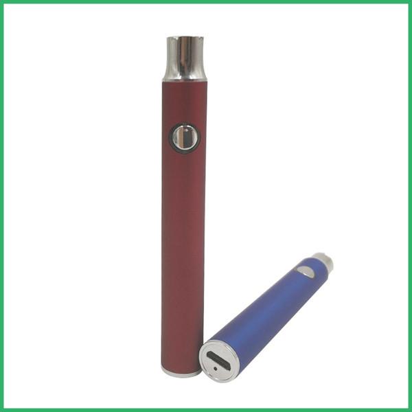 пустой подогрев vape картриджа функция переменного напряжения аккумулятор 510 нить 400 мАч быстрый предварительный нагрев батареи нижний микро USB зарядка vape pen