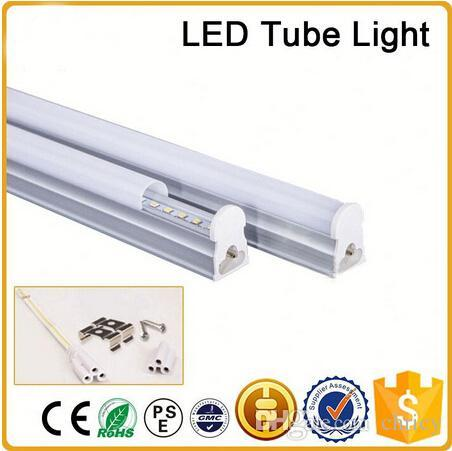 CE RoHS FCC+ 5ft 1500mm T5 LED tube light high super bright 25W Warm/nature/cold white LED Fluorescent Bulbs AC85-265V integration tube