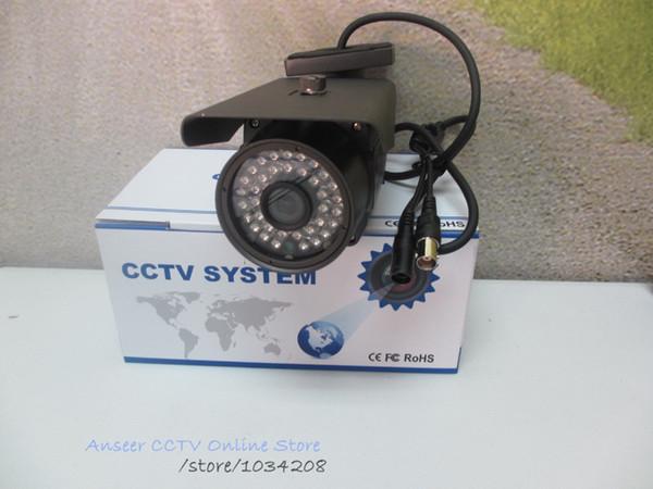 2016 Hot Sale 1920*1080P HD IR AHD CCTV Camera Bullet Outdoor Waterproof Night Vision Osd Menu 2MP Security Surveillance Ahd Camera CCTV