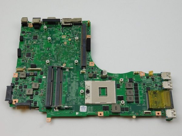 top popular Wholesale-Original laptop motherboard for MSI GT70 motherboard MS-1762 MS-17621 VER:1.0 with Intel DDR3 Non-integrated free shipping 2019
