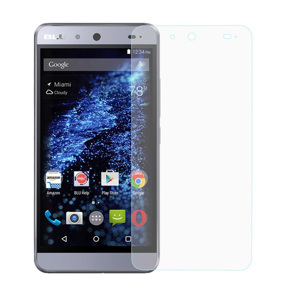 New Free Shipping Wholesale 0.3mm 2.5D Tempered Glass Membrane Full Screen Covers Explosion-proof and Anti-Scratch For BLU Energy X/E010Q