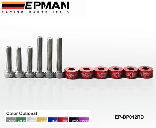 top popular Tansky -- Metric Cup Washer Kit EPMAN 6mm (VTEC Solenoid)for Honda B-Series Engines EP-DP012, Have in stock 2021