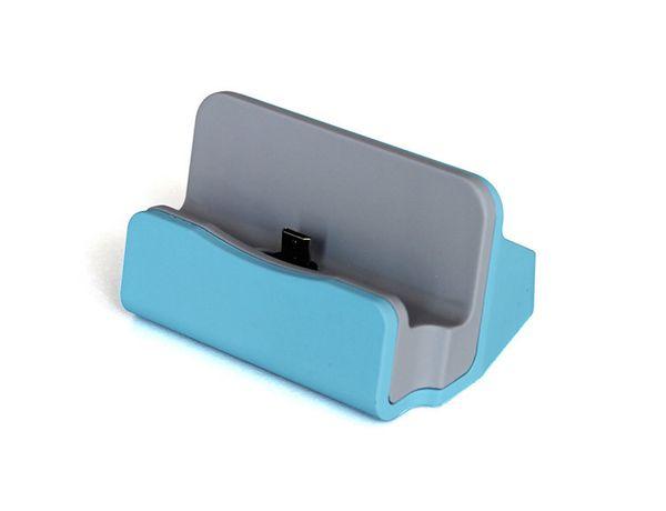 IPhone6 5 Carregador Celular için USB Şarj Cihazı Cep Telefonu Standı Tutucu Masaüstü Cargador Toptan