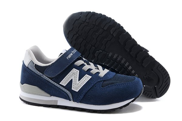 New Balance Cute Boys Girls Children Shoes Running Shoes NB 996 Sneakers Retro Authentic Casual Kids Boots Sport Shoes Boys Sneakers Cheap Shoes