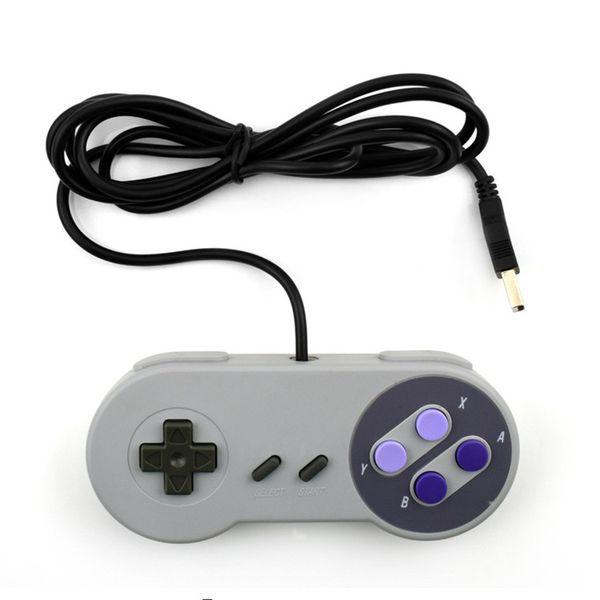 Contrôleur USB classique Contrôleurs Gamepad Joypad Joystick de remplacement pour Super Nintendo SF pour Tablet PC NES SNES LaWindows