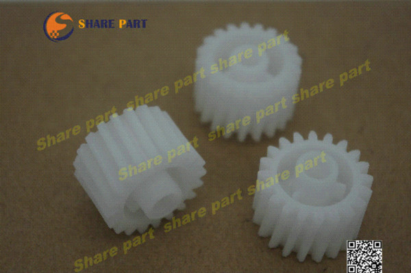 5 X New 20T Fuser gear RU7-0030 for HPp3015 gear group gear barrel gear barrel