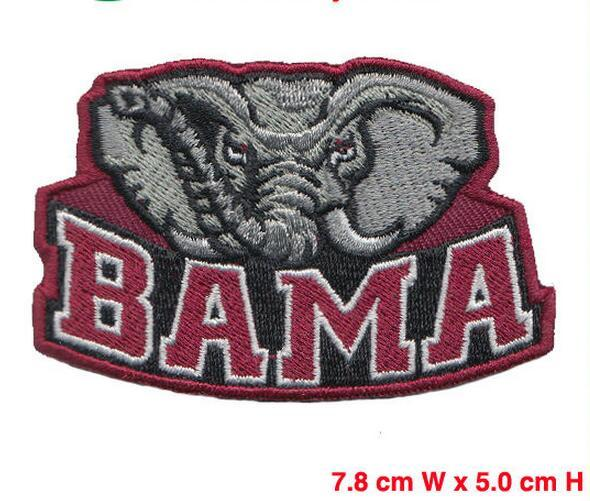 best price computer embroidery patch logo 10pcs/lot free shipping good quality hot cut Iron on welcome customized made in China