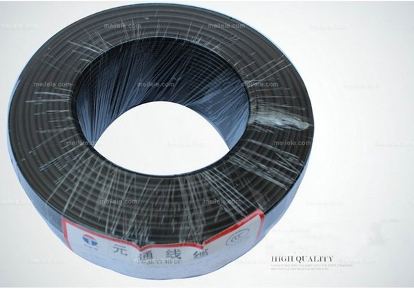 Wholesale 100M Roll Flexible BVR 25MM Square Multi Strand Single Core PVC