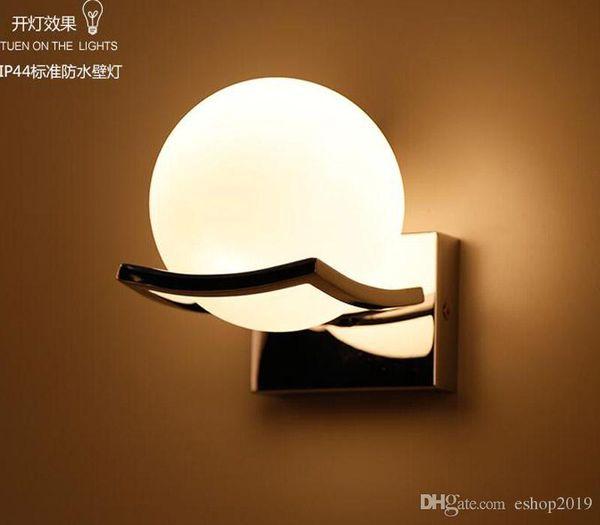Großhandel 2016 Neue Moderne Minimalistische Badezimmer Wasserdichte Wand  Kreative Halle Warmes Licht Garten Lampe Wandleuchten Wandleuchte Von ...