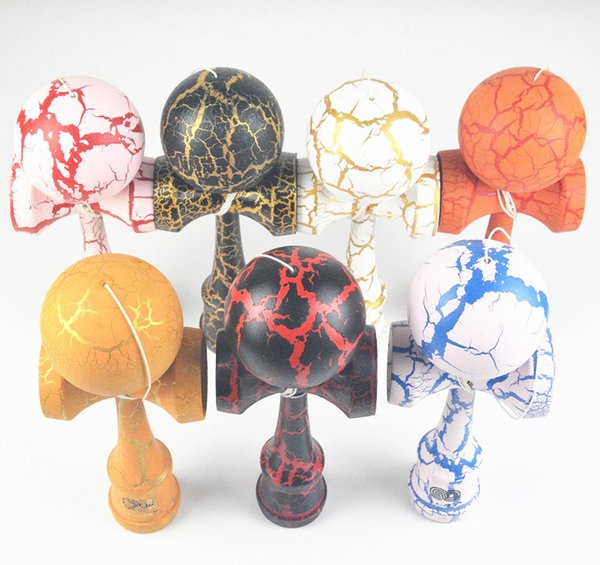 Super Sticky,USA Free Shipping Free String,USA Seller Metalic Orange Kendama
