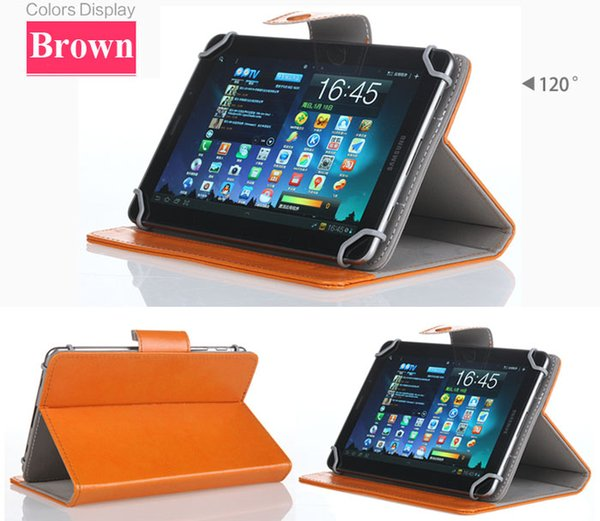 Universal Adjustable PU Leather Stand Case Cover For 8 9 10 10.1 10.2 inch Tablet PC MID Samsung Galaxy Tab iPad Mini Air 2 3 4 5 6