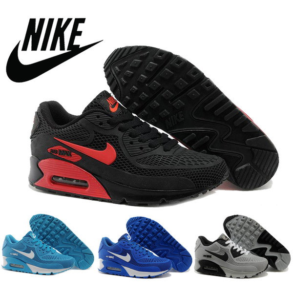 Nike Air Max 90 KPU TPU Men'S Running Shoes Air Max 90 Hyperfuse Womens Sneakers Athletic Shoes Sports Shoes Running Shoes From Bestsportcentre,