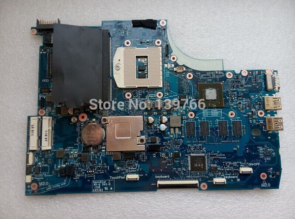 720566-001 720566-501 board for HP envy touchsmart 15 15-J laptop motherboard with intel HM87 chipset 740m/2G graphics memory