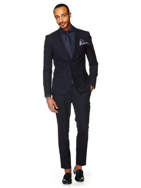 Europe and the United States the wedding dress The best man suit137