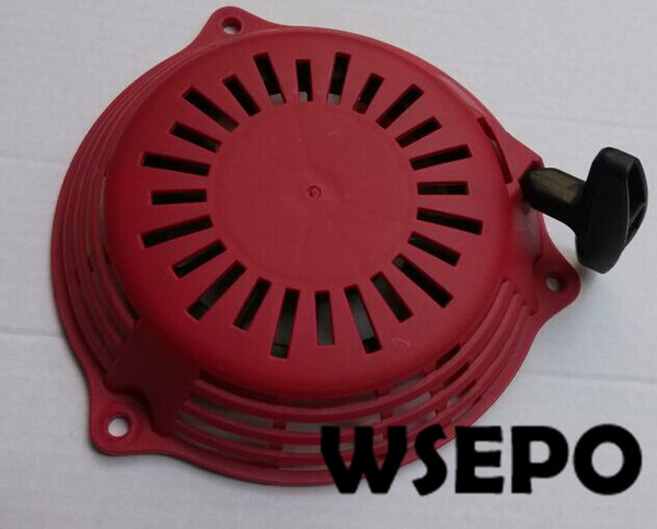 Factory Direct Supply and Top Quality! Pull Recoil Starter fits for GCV160 vertical shaft Engine applied for land mowver grass trimmer