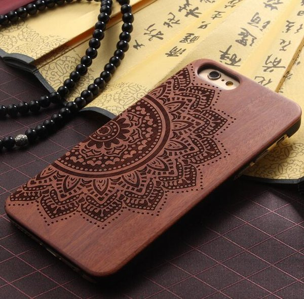 Wooden Phone case 11 pattern Mobile accessories laser engraving custom design wooden cell phone case for iphone x iphone8 plus DHL
