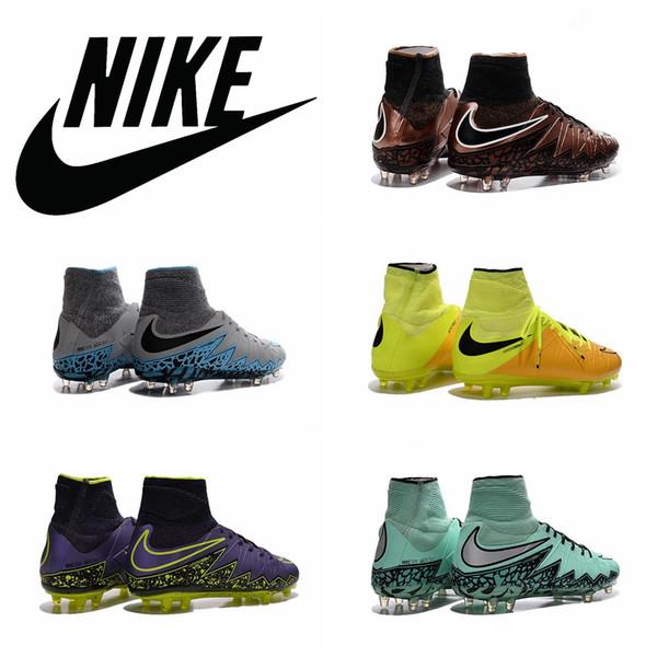 2018 Neymar x Jordan Indoor Football Shoes Nike Hypervenom