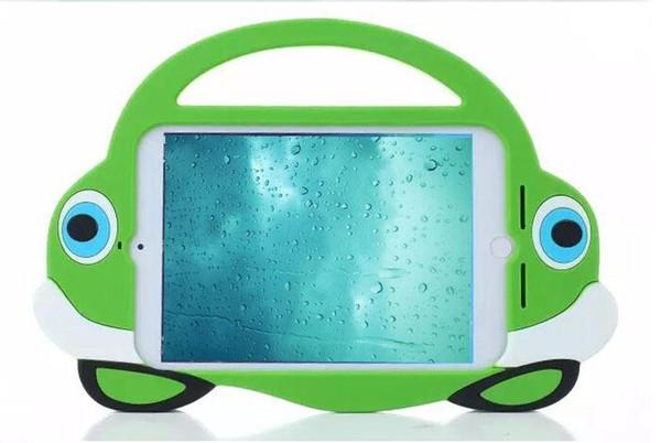 coche deportivo de silicona suave Niños Niños prueba del choque de la espuma de la caja de la tableta Cubiertas Para Mini iPad 3 mini2