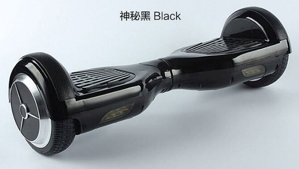 Rueda auto equilibrada inteligente 6.5 pulgadas scooter eléctrico boaalance inteligente brd tablero de deriva eléctrico 2 ruedas con bolsa de transporte