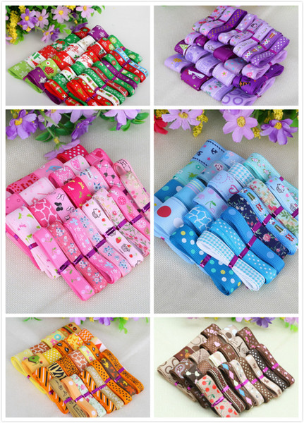 top popular Trendy Satin Ribbon random mixed Size Style for Wedding Party Christmas Decoration DIY Gift Craft 12y lot (1y style) 2021