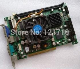 top popular Industrial equipment board PCI-6870F 969K687003E half-sizes cpu card 2021
