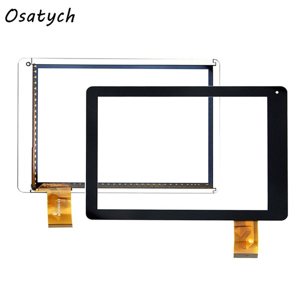 Wholesale- Brand New 9.7 Inch Touch Screen Replacement for Digma iDs10 3G Tablet PC MT97011-V0 Digitizer Glass Panel